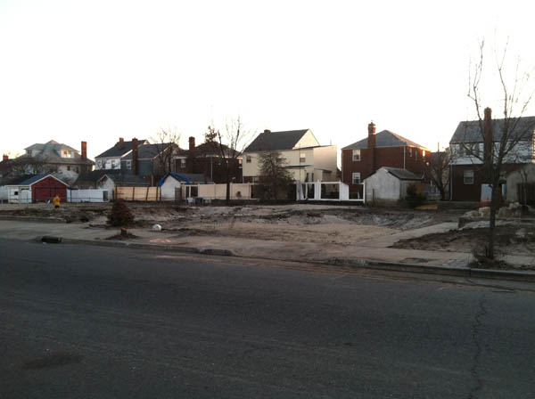 Fif Homes In Belle Harbor Many Of Which Lined Beach 130th Street Burned Down The Night Hurricane Sandy Photo By Amanda Waldroupe