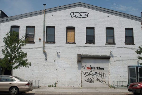vice losing office real estate