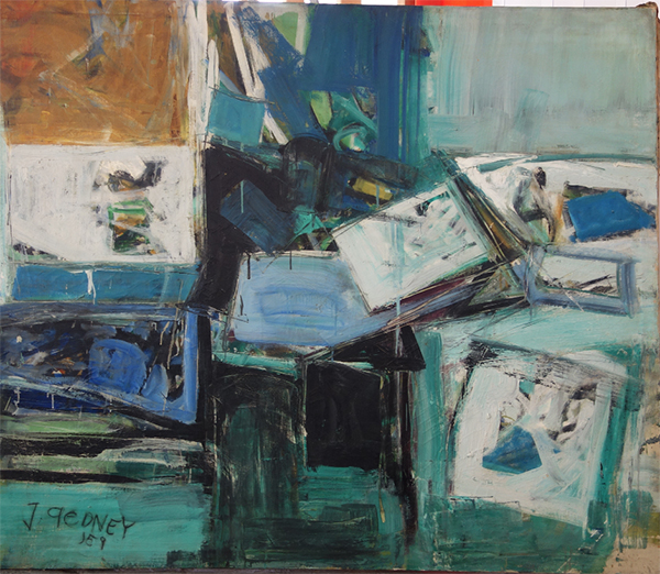 Franz Kline Early Paintings