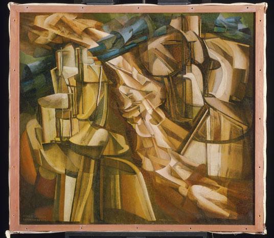 Marcel Duchamp//Man Ray 50 Years Of Alchemy