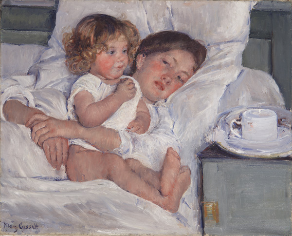 the held essays on visual arti didn t like sitting the rattle  mary cassatt