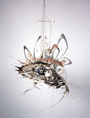 Lee Bontecou: A Retrospective Lee Bontecou