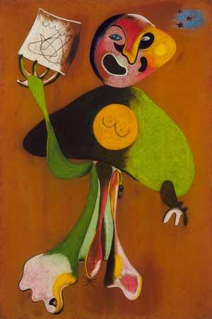 joan miro painter