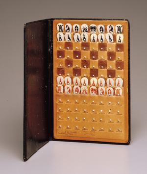 """Marcel Duchamp: The Art of Chess"" by Valery Oisteanu Oisteanu1-web"