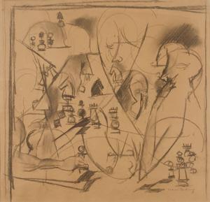 """Marcel Duchamp: The Art of Chess"" by Valery Oisteanu Oisteanu2-web"