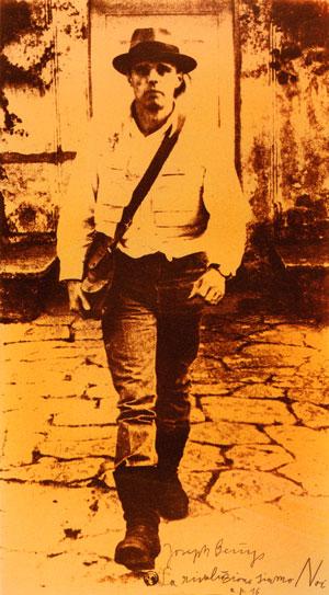 "JOSEPH BEUYS: ""We Are the Revolution"" Oisteanu4-web"