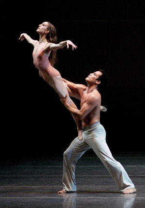 Ballet in new york brio the blahs the brooklyn rail for Adagio new york
