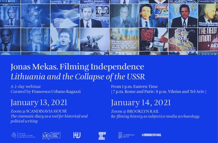 Jonas Mekas: Filming Independence