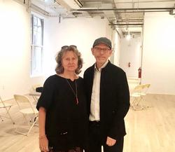 Teresa Liszka and Martin Weinstein